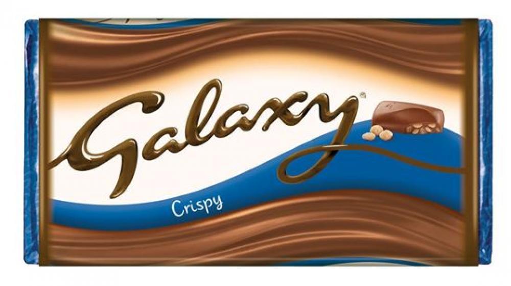 Galaxy Crispy 102g
