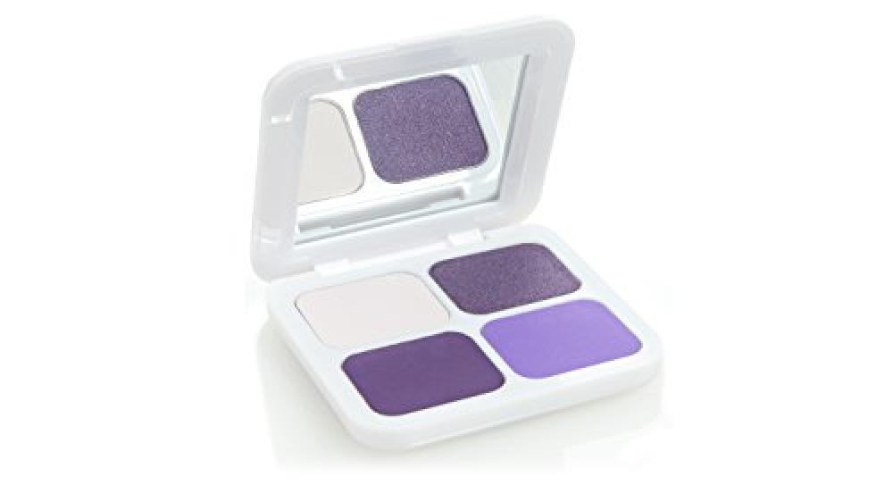 SUMMER SALE  Models Own MyShadow - Quad Eyeshadow - Lavender Love