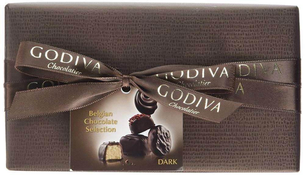 Godiva Dark Chocolate Ballotin 500g