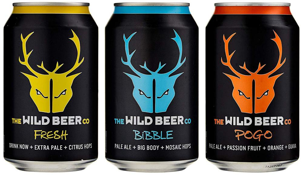 Wild Beer Co Mixed Pack 12x330ml