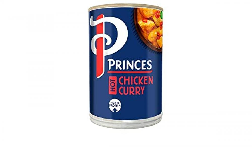 Princes Hot Chicken Curry 392g