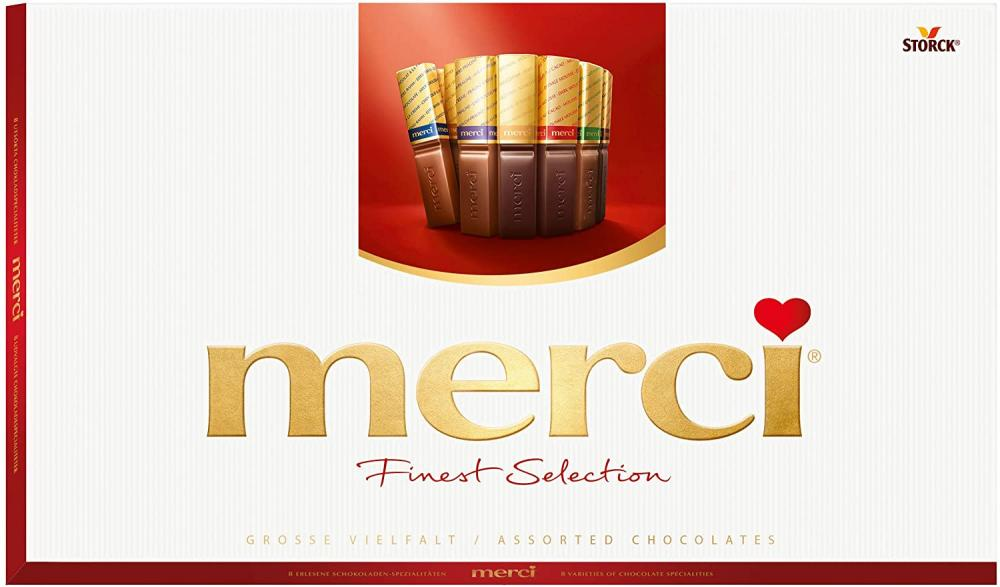 Merci Finest Selection Assorted Chocolates 400 g
