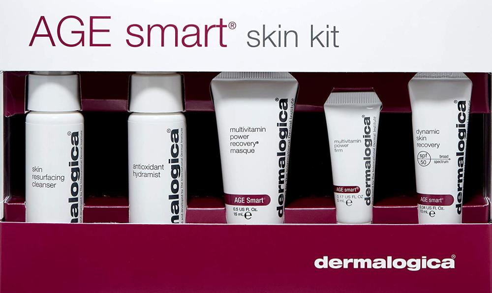 Dermalogica Skin Kit - Age Smart Starter Kit Damaged Box
