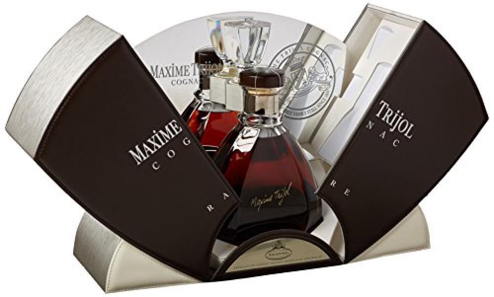 Maxime Trijol Cognac Ancestral Rare 70cl Damaged Box