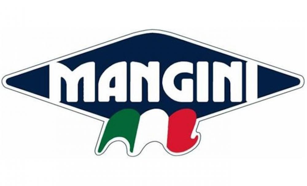 Mangini Yoghurt And Strawberry Candies 150g