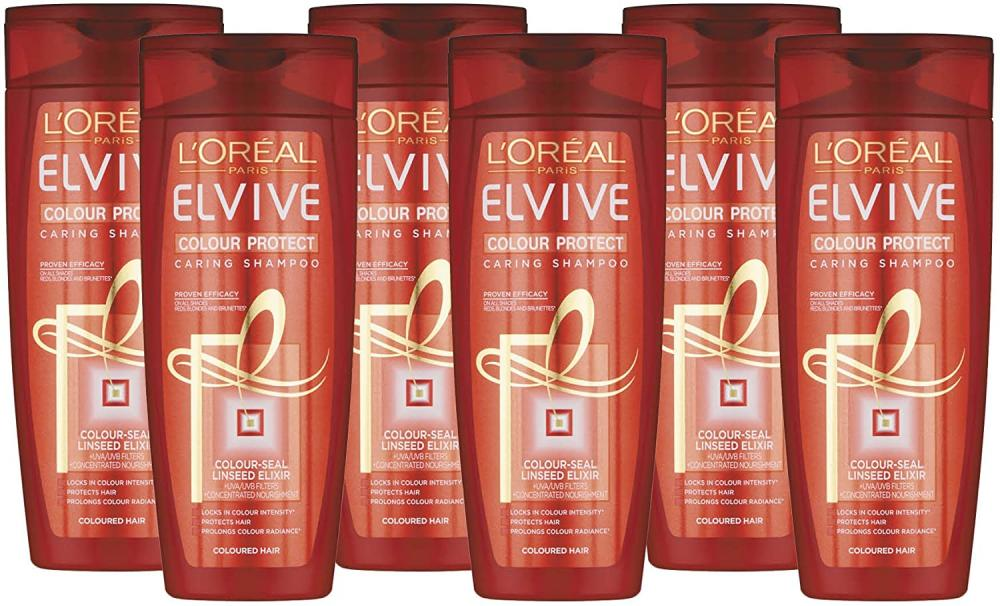 Loreal Paris Elvive Colour Protect Shampoo 250ml