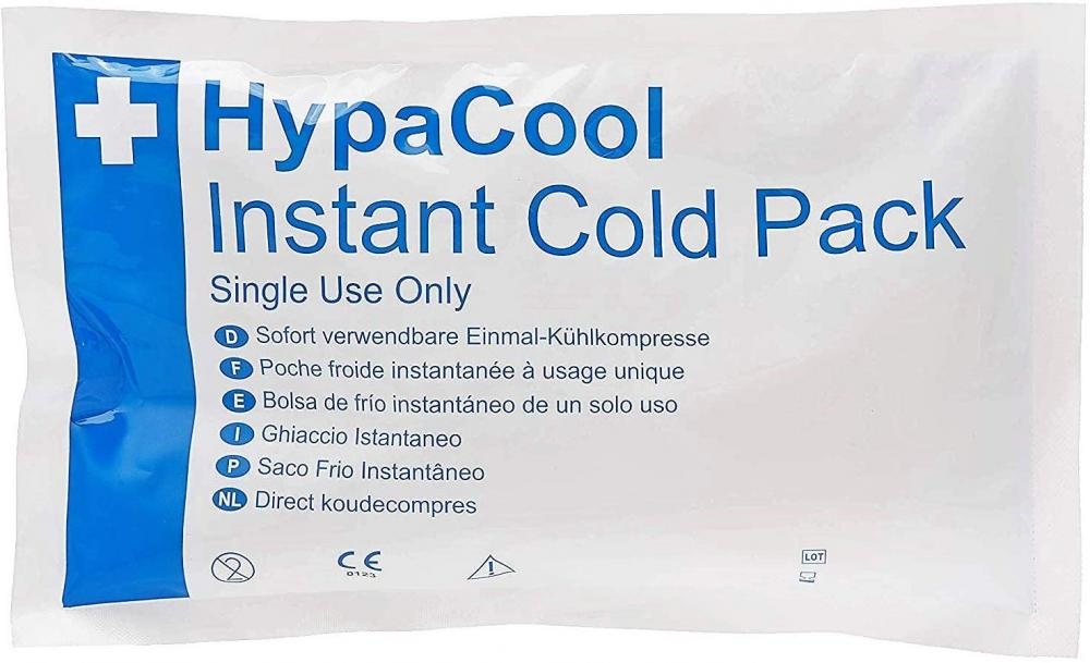 HypaCool Instant Ice Cold Pack 200 g