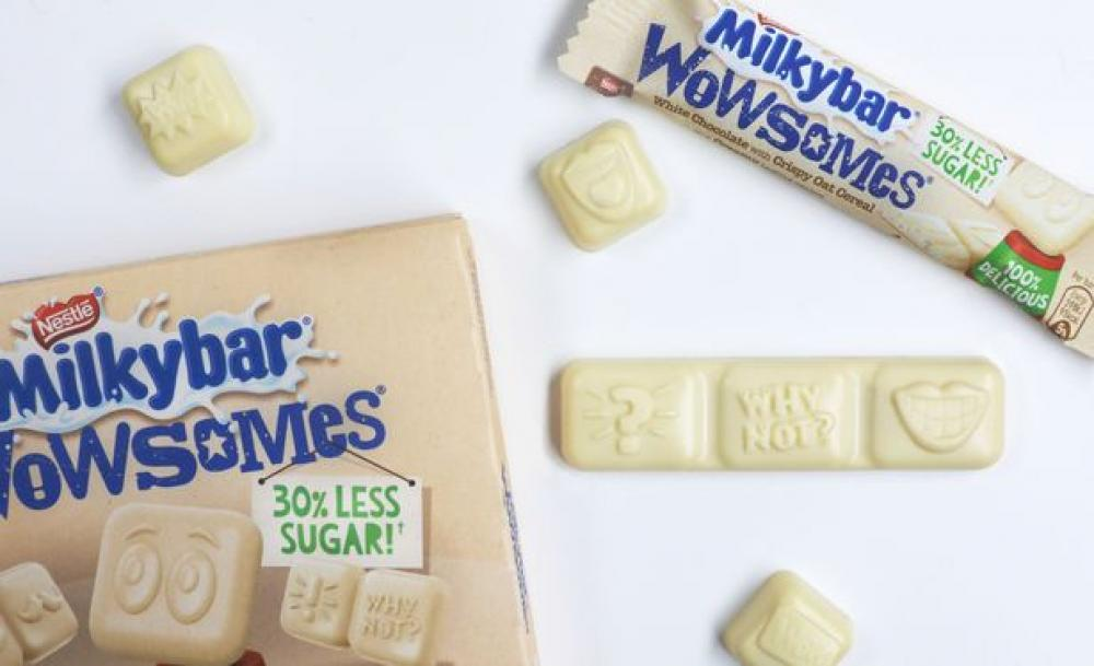 Nestle Milkybar Wowsomes 18g