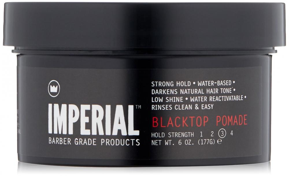 Imperial Barber Products Black Top Pomade 177g