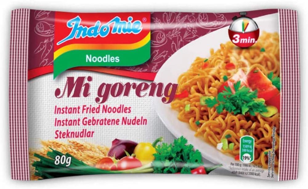 SALE  Indomie Mi Goreng Spaghetti Noodles 80 g
