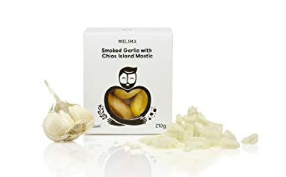 Melima Smoked Garlic with Chios Island Mastic 210g
