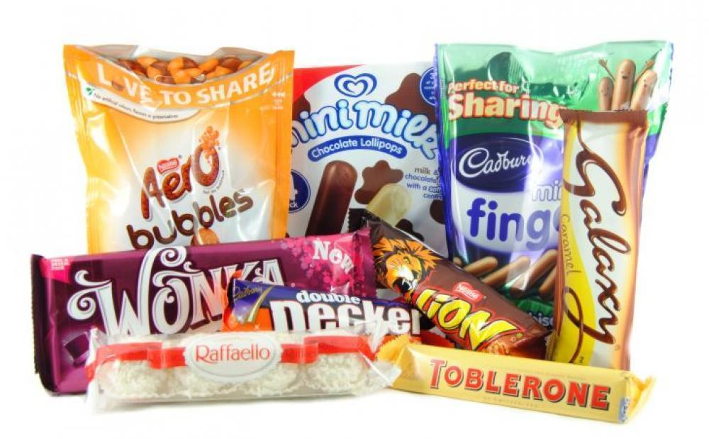 OCTOBER SPECIAL  Approved Food Chocolate Box