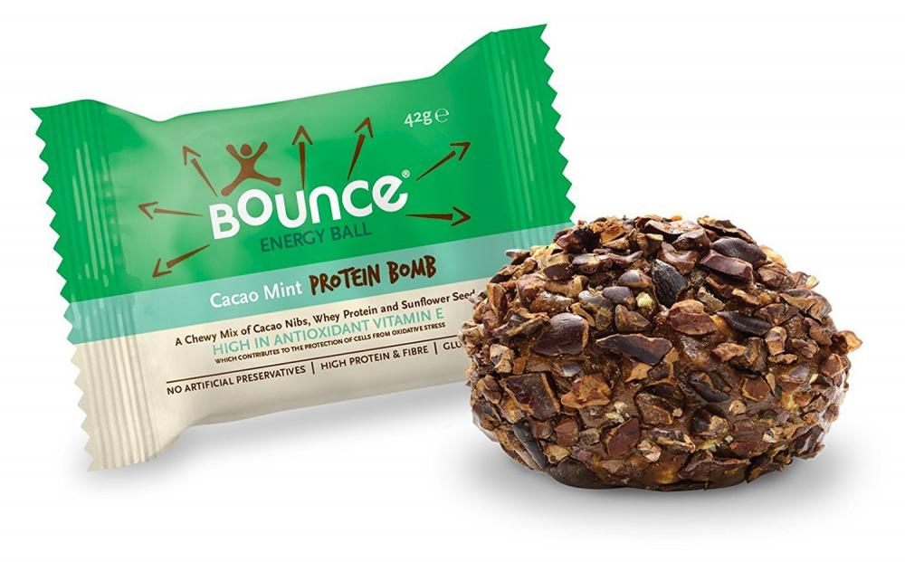 Bounce Cacao Mint Protein Energy Ball 42g