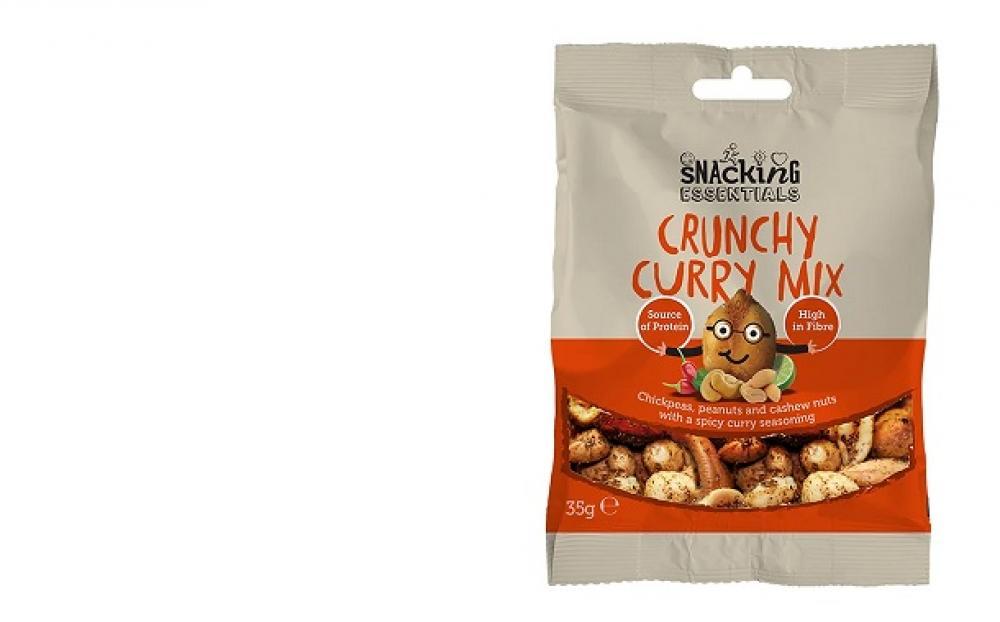 Snacking Essentials Crunchy Curry Mix 35g