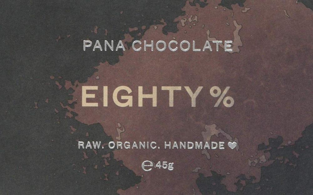 Pana Chocolate Eighty 45g