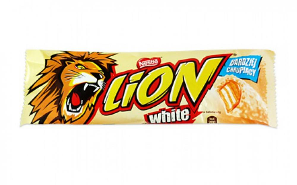 Nestle Lion White 42g