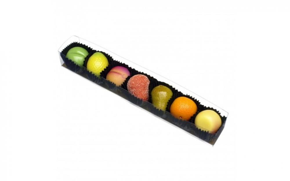 Shepcote Almond Marzipan Fruits 75g
