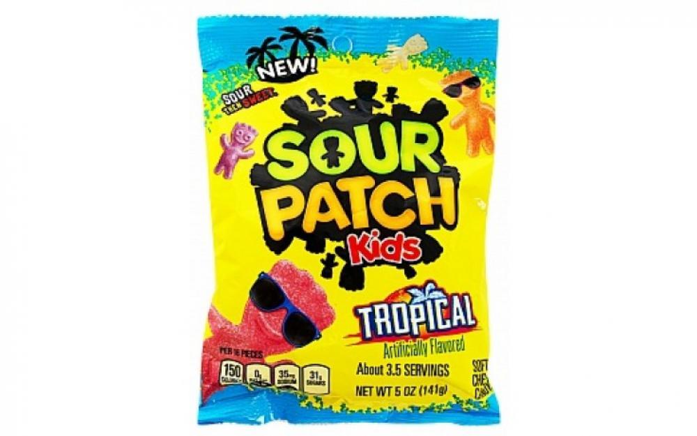 SALE  Sour Patch Kids Tropical 141g