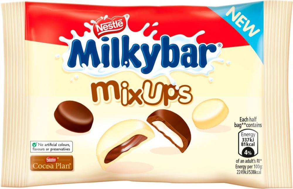 Nestle Milkybar Mix Ups 32.5g