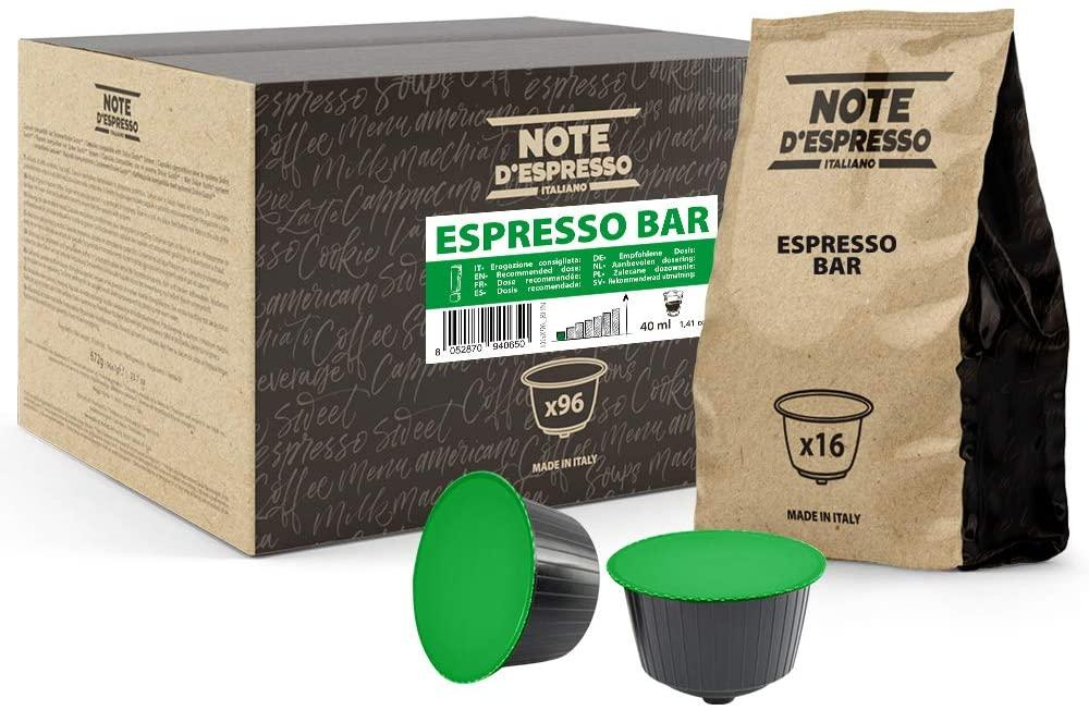 Note dEspresso Espresso Bar Coffee Capsules 112g