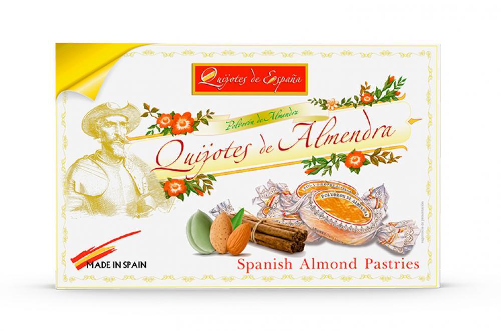 Quijotes De Espana Spanish Almond Pastries 270g