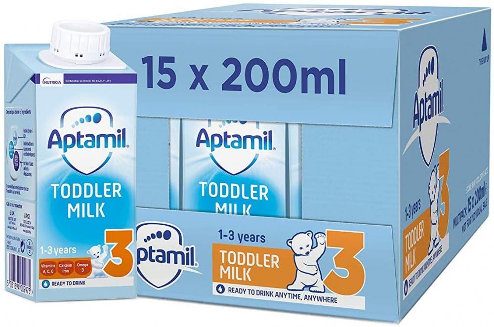 Aptamil Pronutra 3 Growing Up Milk 1-3 Years 200ml