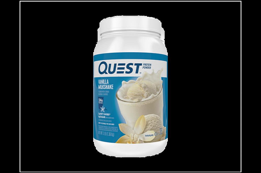 Quest Nutrition Vanilla Milkshake Protein Powder 1.36 kg