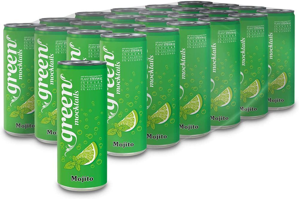 Green Mocktails Mojito 330ml