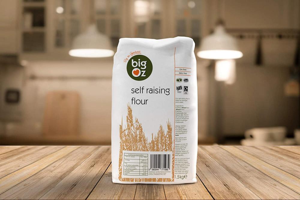 Big Oz Self-Raising Flour 1.5 kg