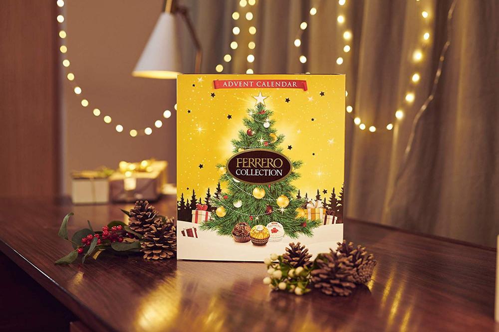 FLASH DEAL  Ferrero Collection Chocolate Pralines Advent Calendar 271 g