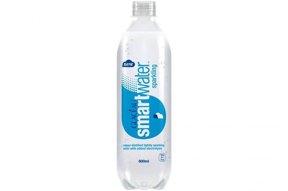 SALE  Glaceau Smart Water Sparkling 600ml