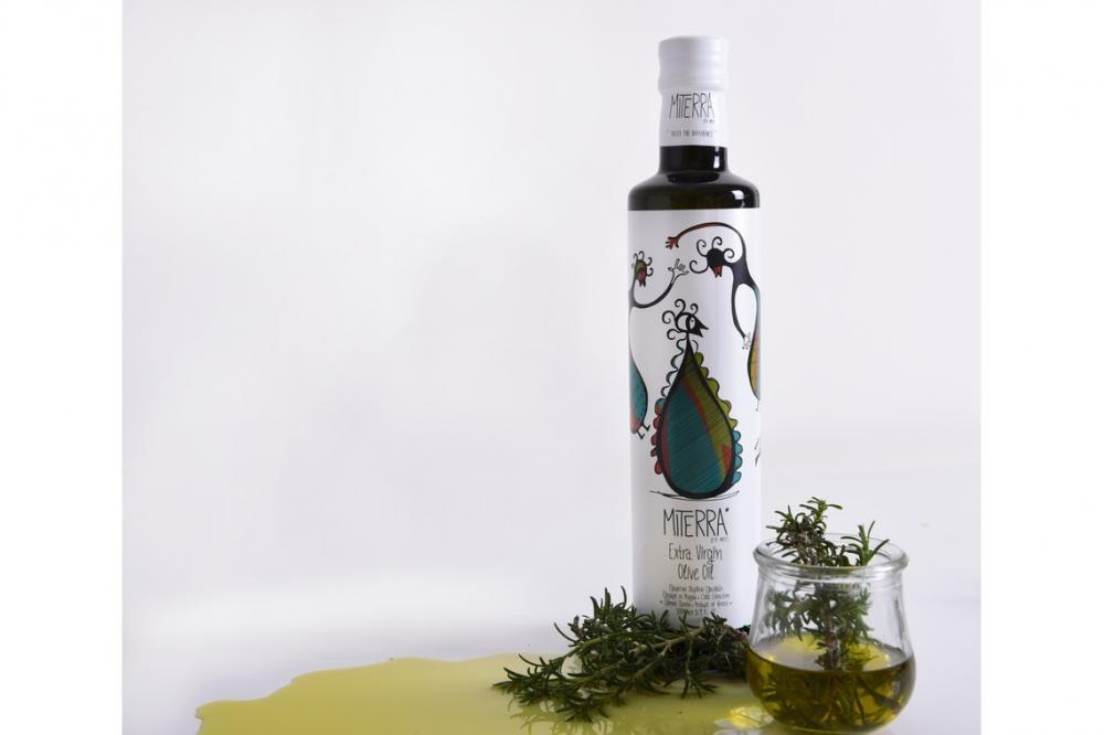 Miterra Extra Virgin Olive Oil 500ml
