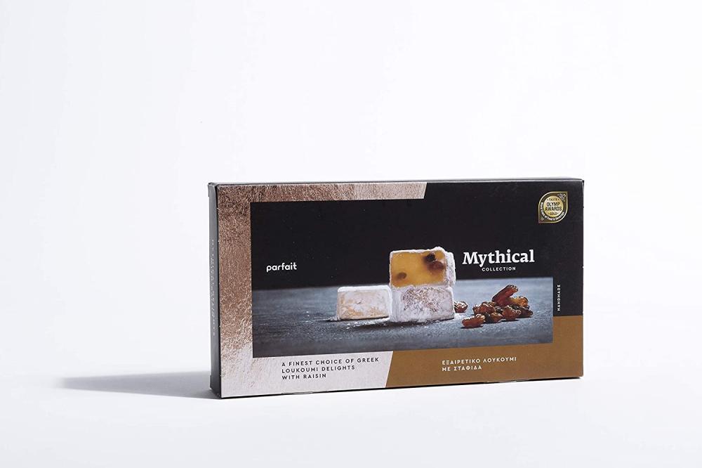 Parfait Mythical Collection Raisins Loukoumi 200g
