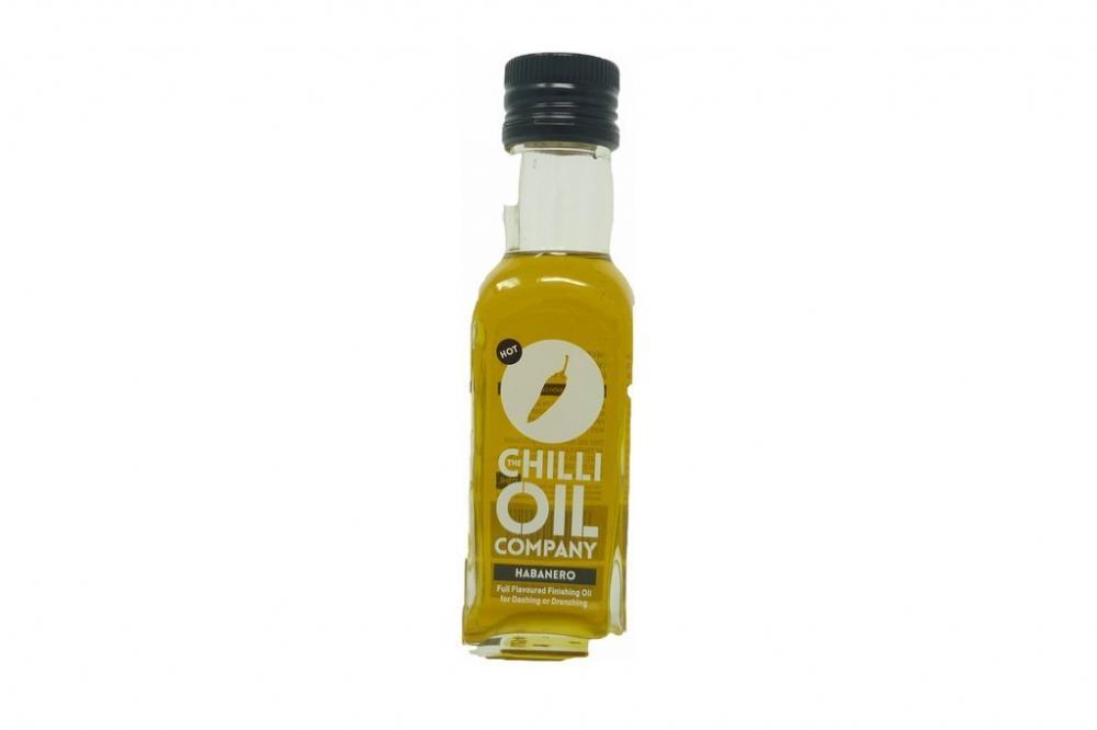 The Chilli Oil Company Habanero Chilli Oil 125ml