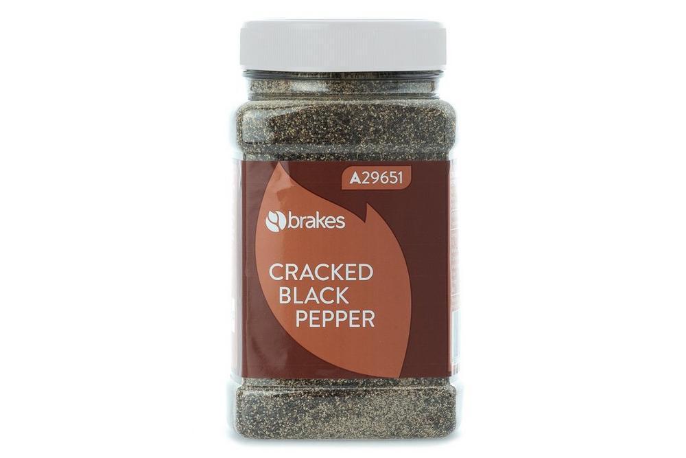 Brakes Cracked Black Pepper 550g