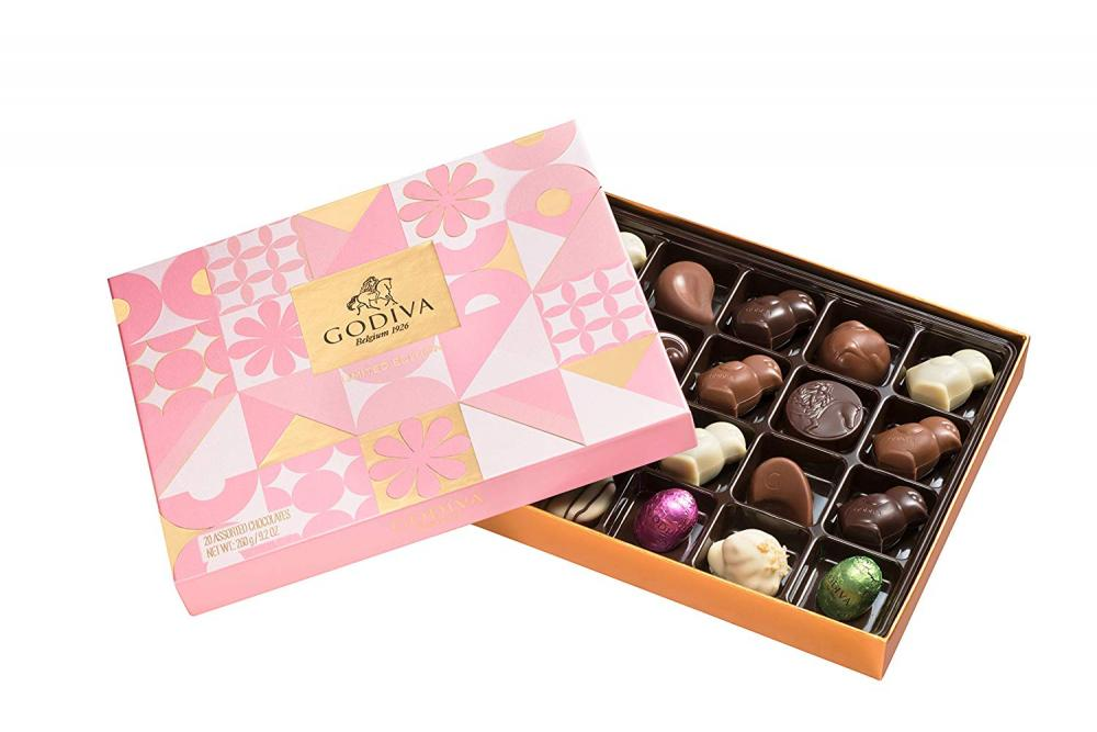 Godiva 20 piece Giftbox Limited Edition 260 g