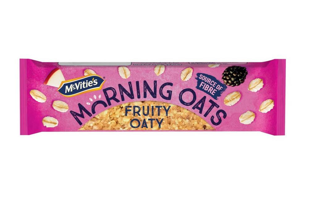 McVities Morning Oats Fruity Oaty 74g