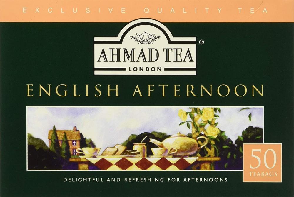 Ahmad Tea London English Afternoon Tea 125 g