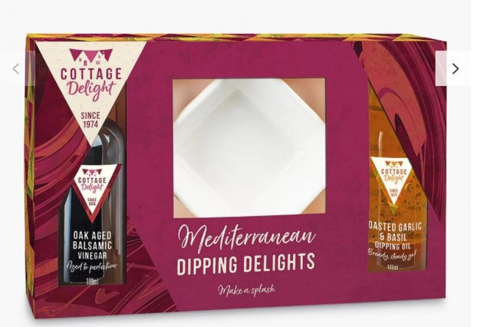 Cottage Delight Mediterranean Dipping Delights