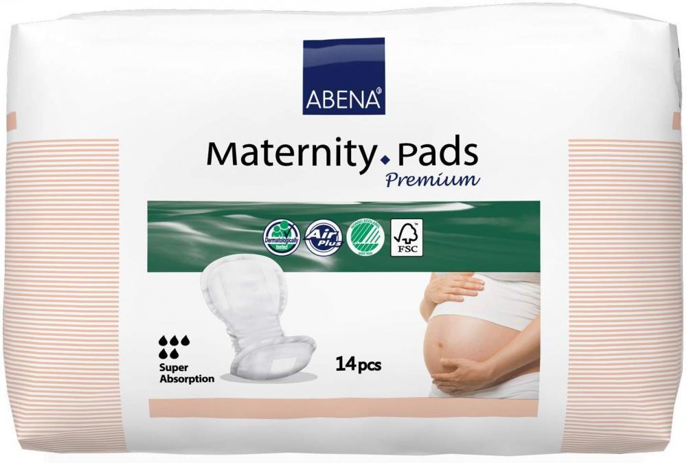 Abena Premium Maternity Pads 14 Pcs