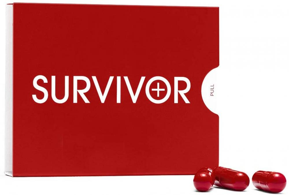 Survivor Alcohol Health Supplement