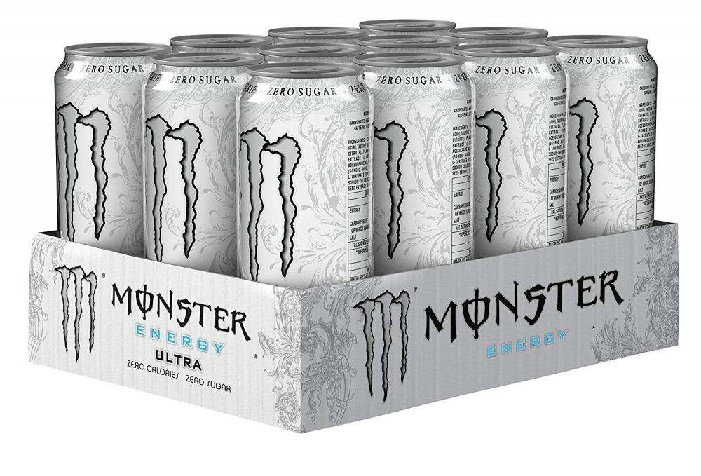 Monster Energy Ultra Drink Can 500ml