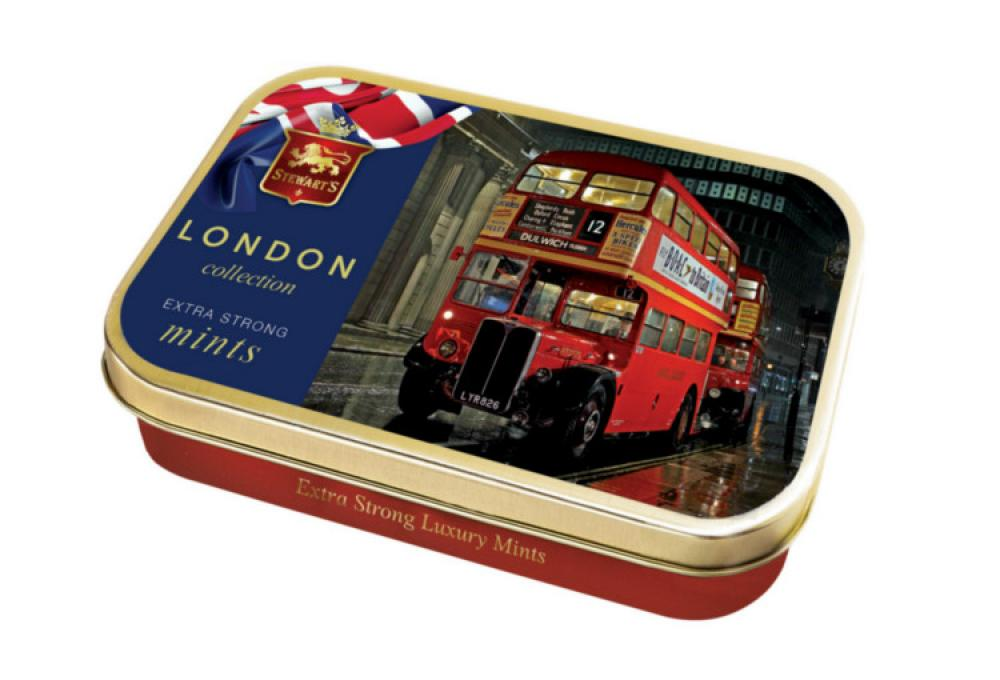 SALE  London Collection Extra Strong Mints 40g