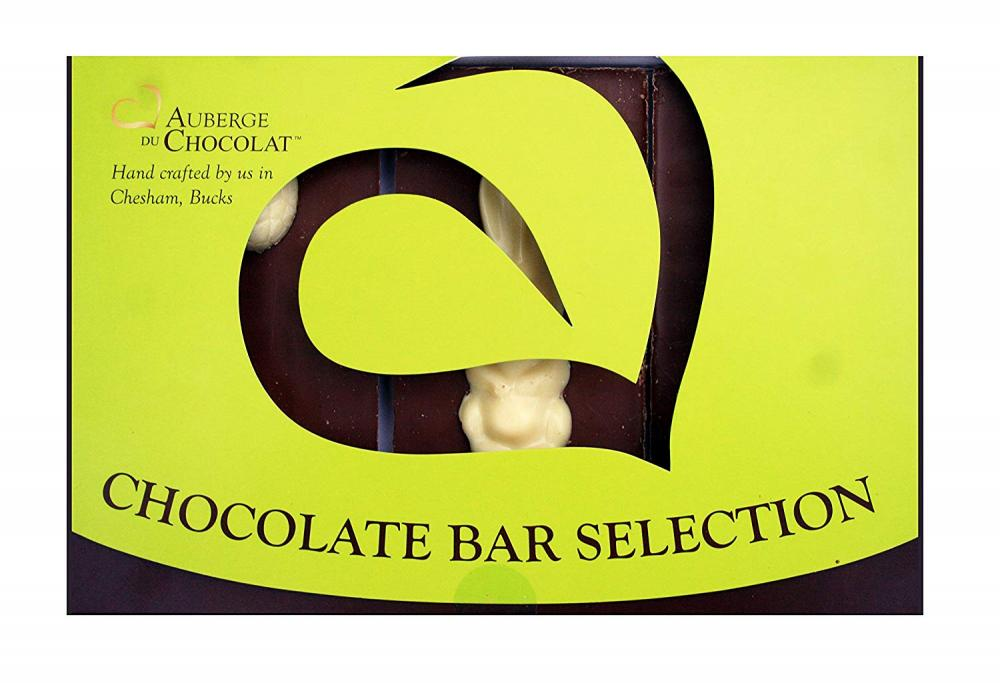 Auberge du Chocolate Easter Three Chocolate Bar Selection Box 3x90g