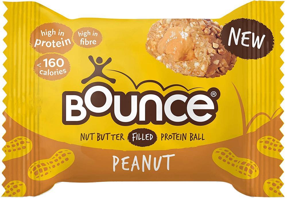 Bounce Protein Peanut Balls 35g