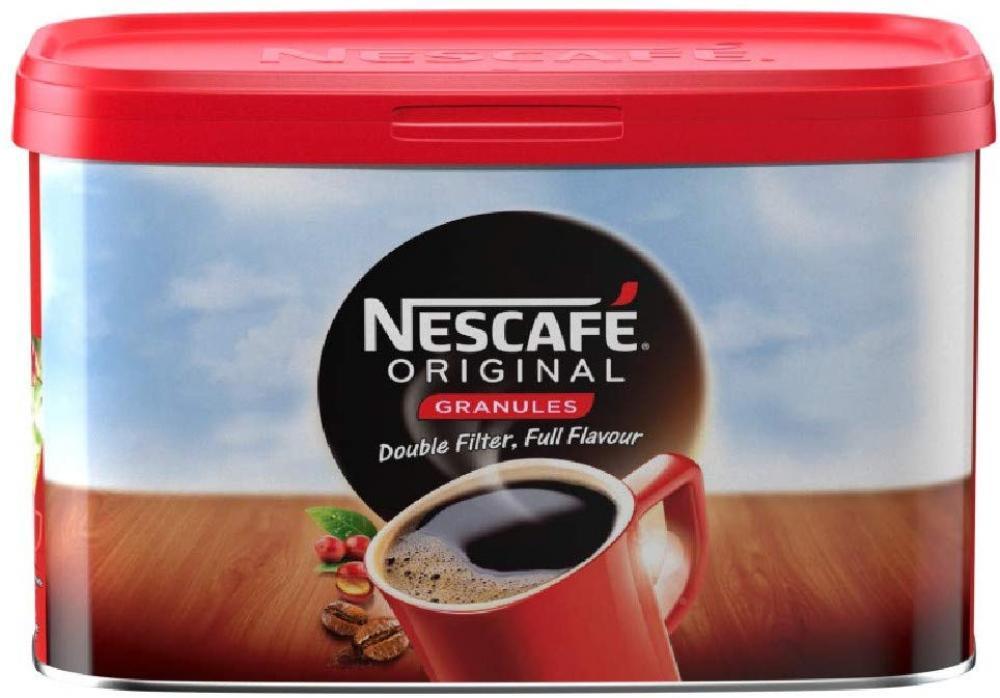 Nescafe Original Instant Coffee Granules 500g