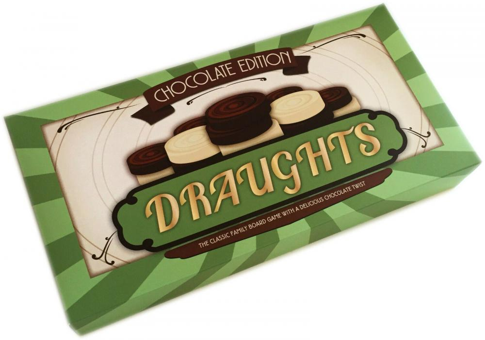 Sarunds Chocolate Draughts 140g