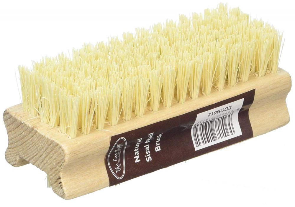 The Eco Bath Natural Sisal Nail Brush