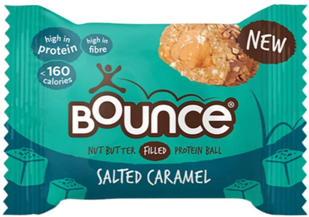 Bounce Filled Salted Caramel Protein Ball 35g