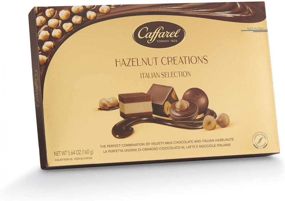 Caffarel Hazelnut Creations Gift Box 160g